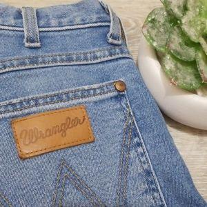 Wrangler jean Heritage Fit- classic blue